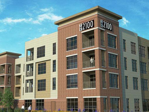 The 2100 Urban Residence