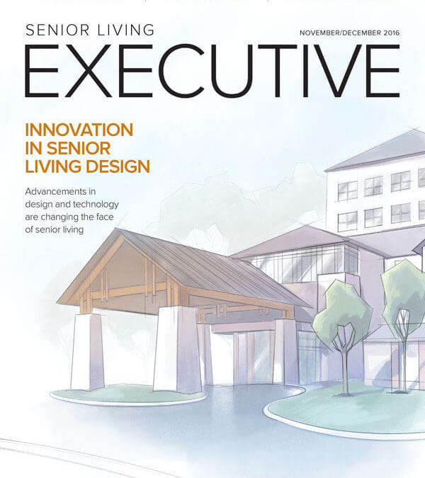 In the News – Hillcrest Country Estates recognized by Argentum/Senior Living by Design