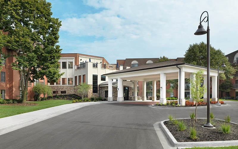 Senior Housing News features Kingswood Senior Living Community