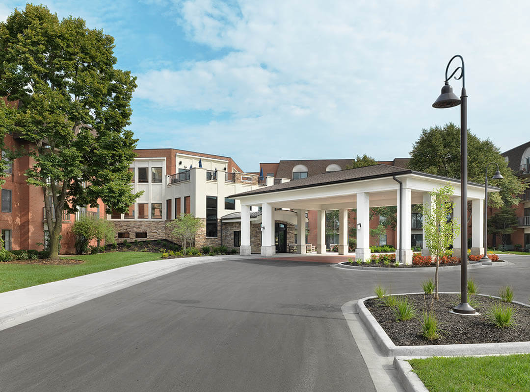 Senior Housing News recently featured Kingswood Senior Living Community. The article shares highlights of this award winning project.