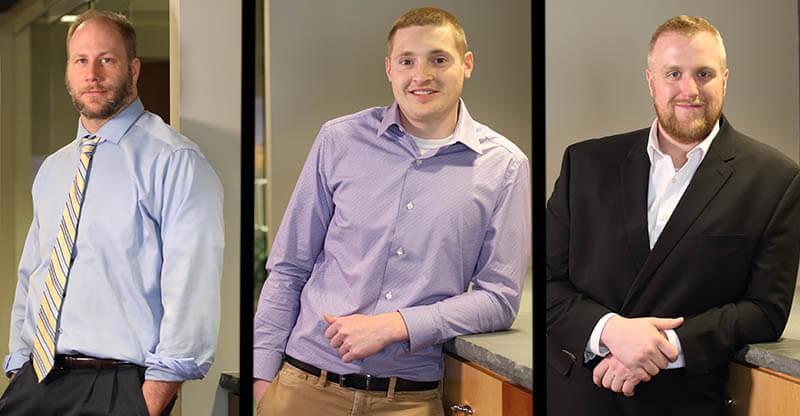 Meet the AG Team – Chad Hilke, Adam Hintz and Mike Newman