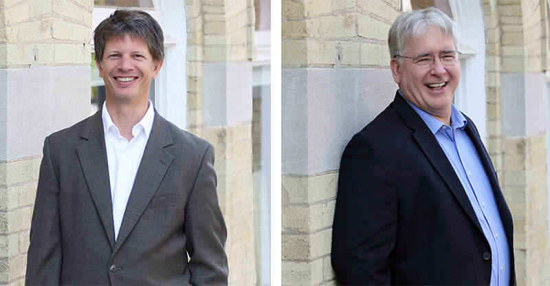 Meet the Team – Lance Ultsch & Roger Kuick