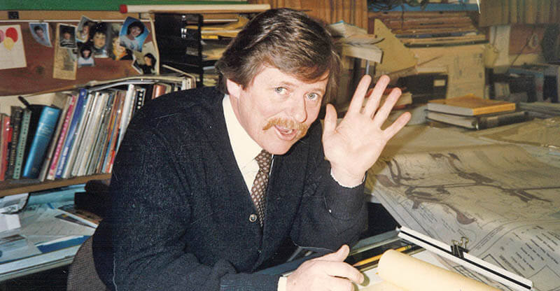 Steve Alexander 1978