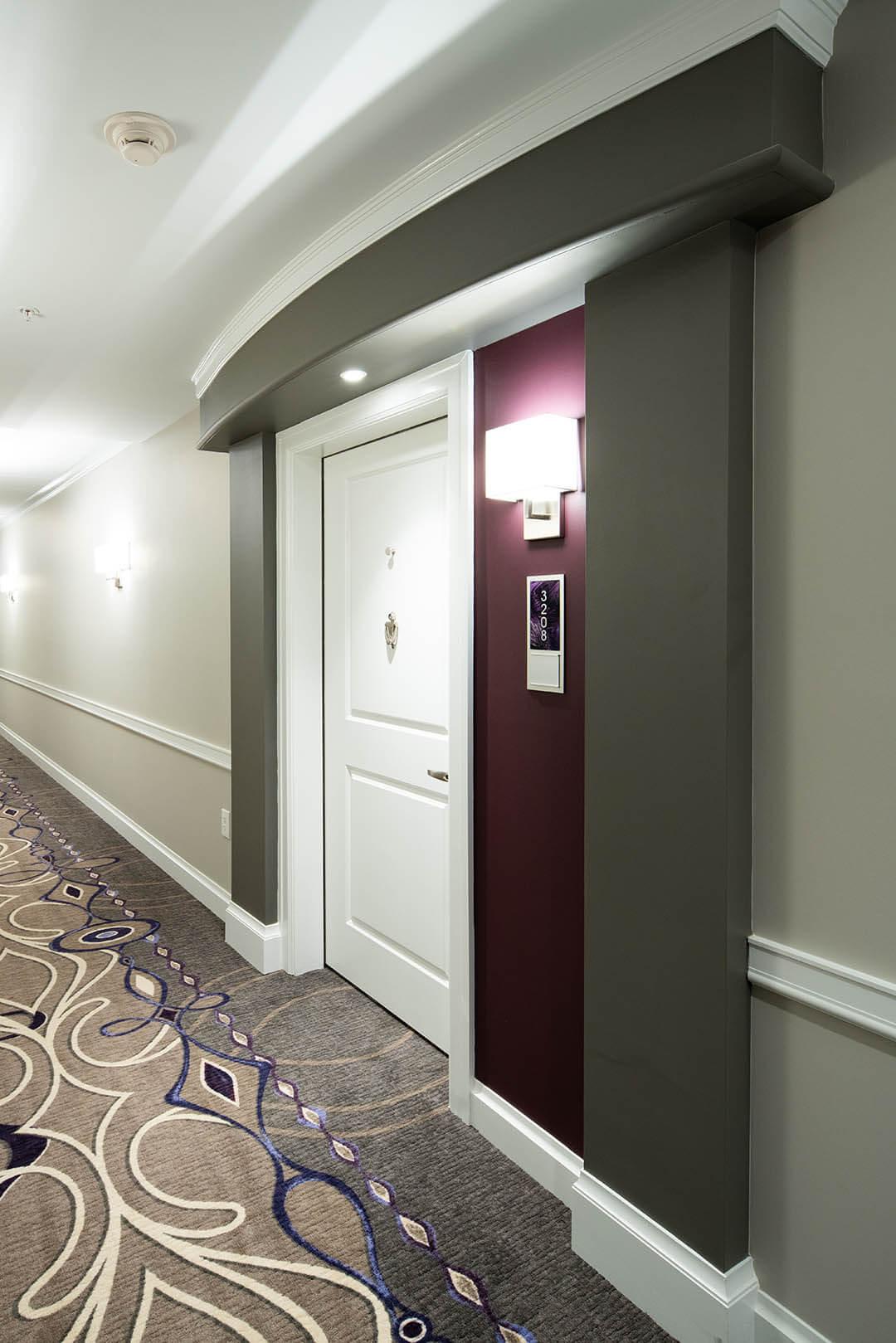 Unit Corridor