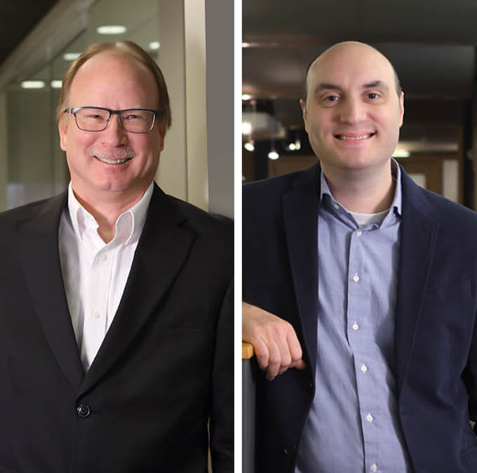 Edward Johnson and Mike Maloof Join the AG Team