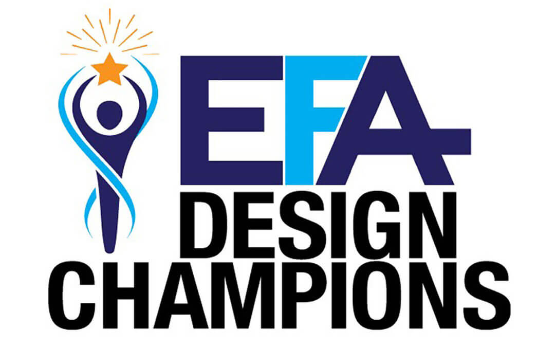 Guszkowski named an EFA 2019 Design Champion