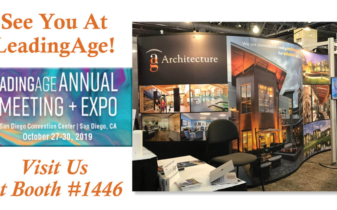 Catch Up with AG at LeadingAge 2019