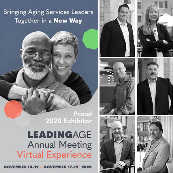See you Virtually at LeadingAge 2020