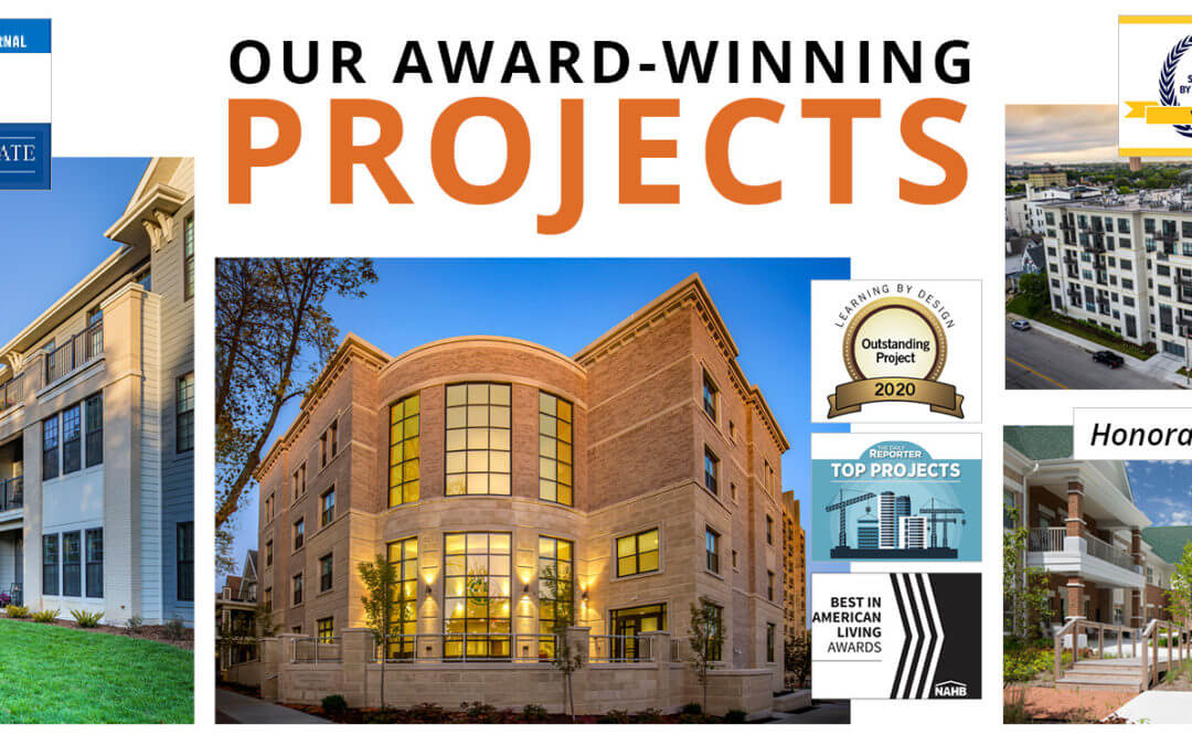 AG Celebrates our award wining projects