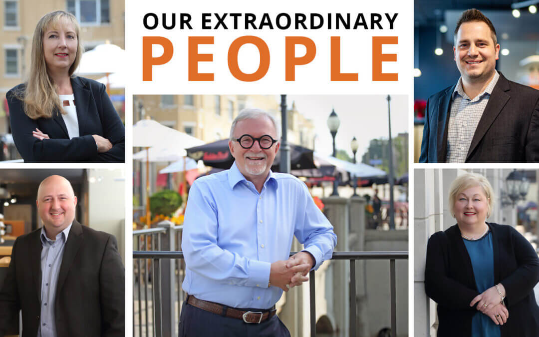 Our Extraordinary People